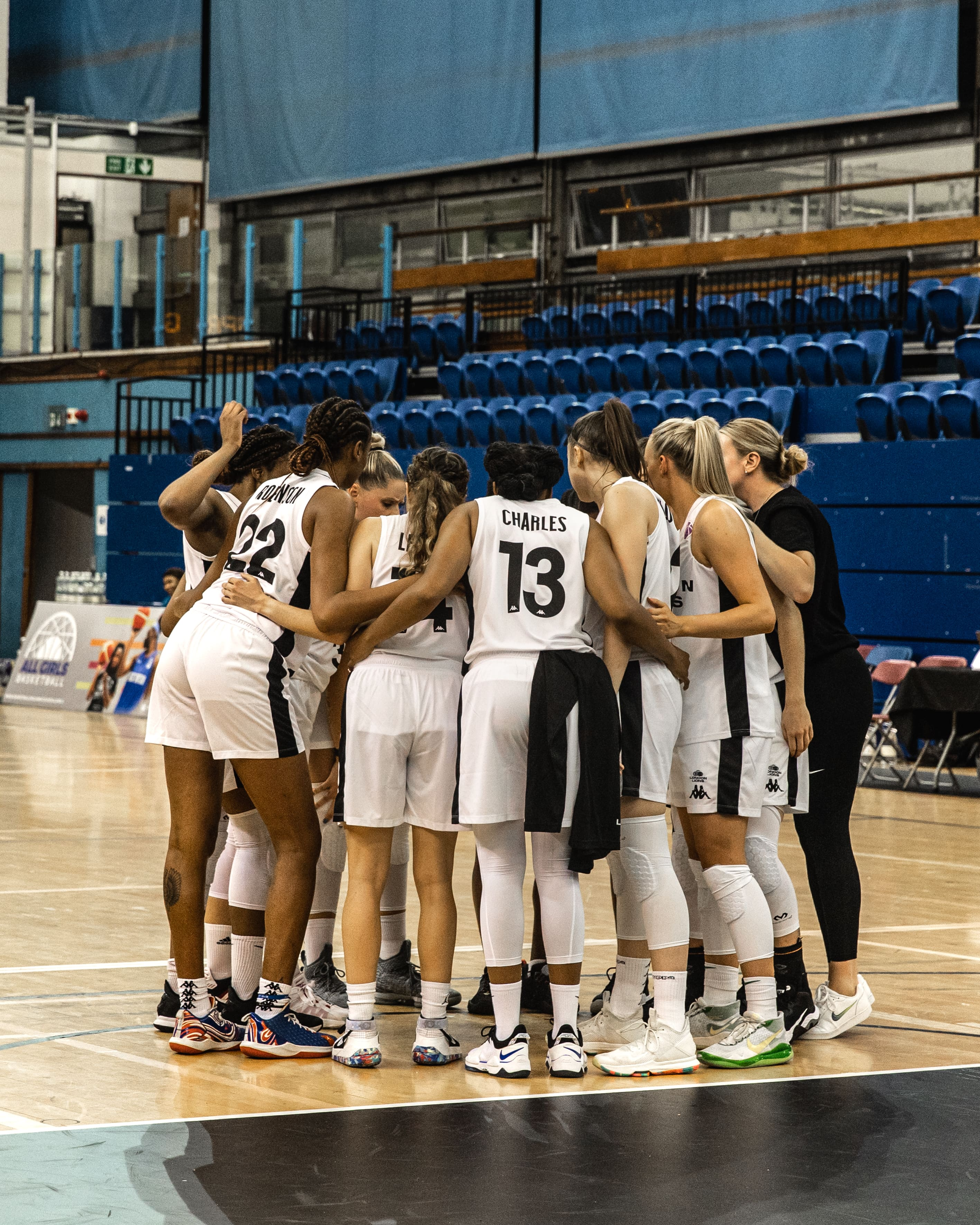 Big weekend for young London Lions