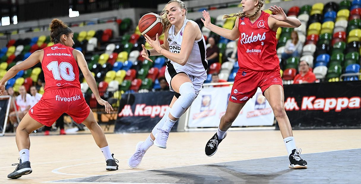 Match Report: Lions Women vs Leicester Riders