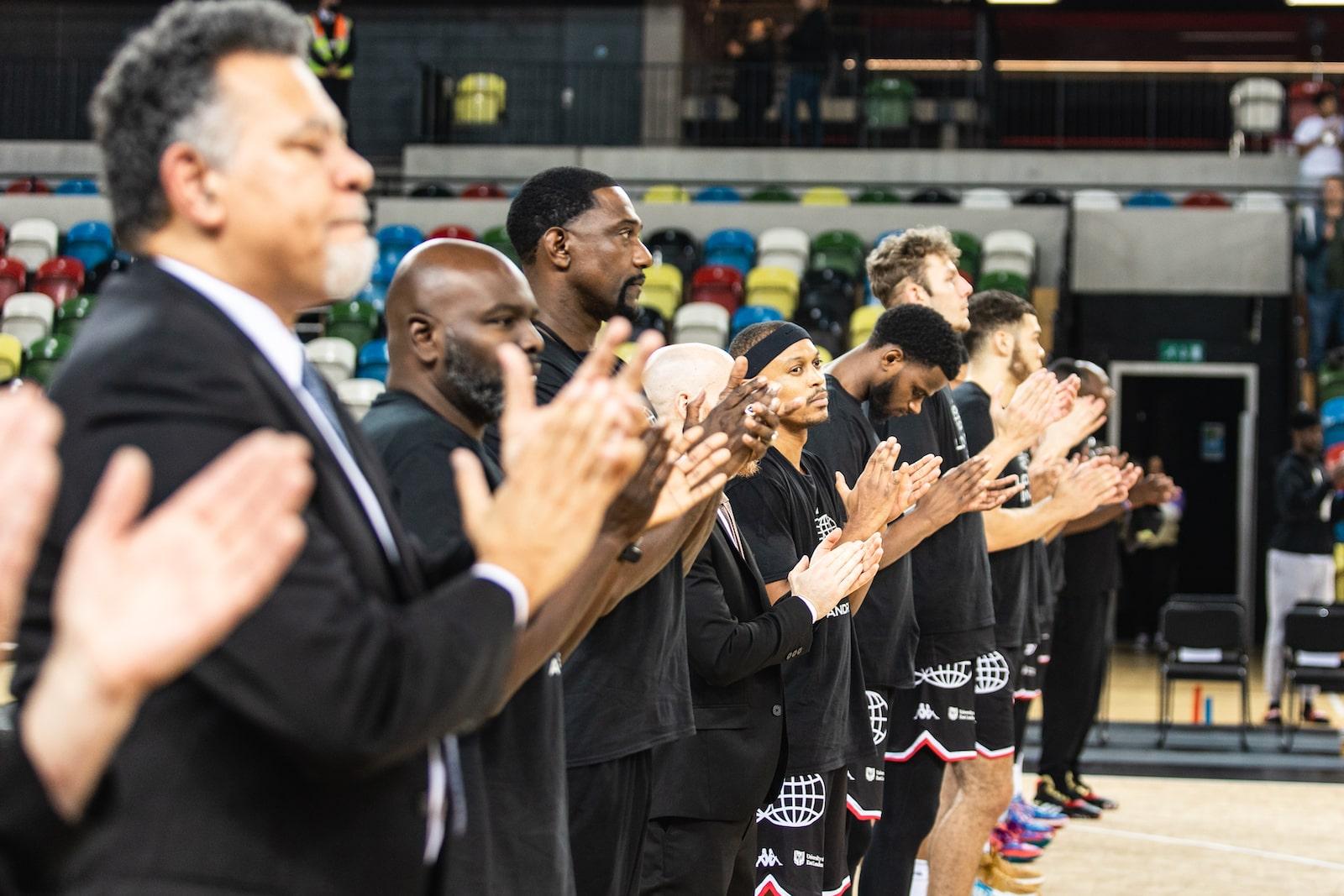 London Lions Men Draw Intriguing Matchups in FIBA Europe Cup Regular Season