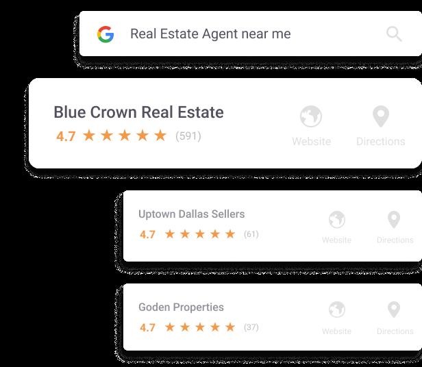Image displaying Ratings