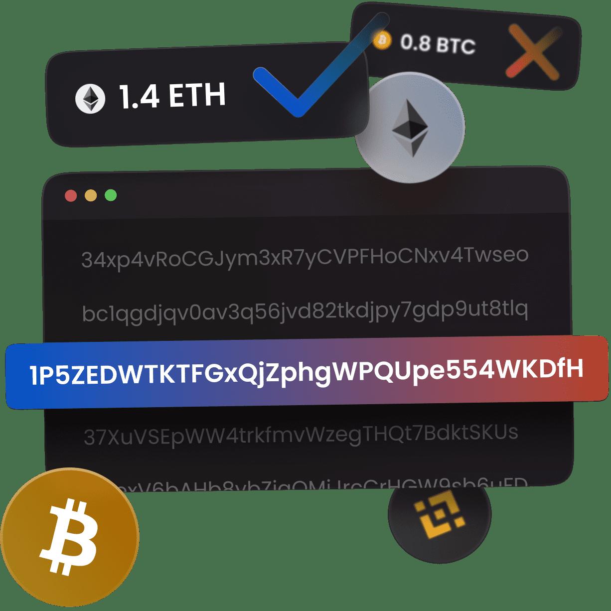 Watchblock account mockup