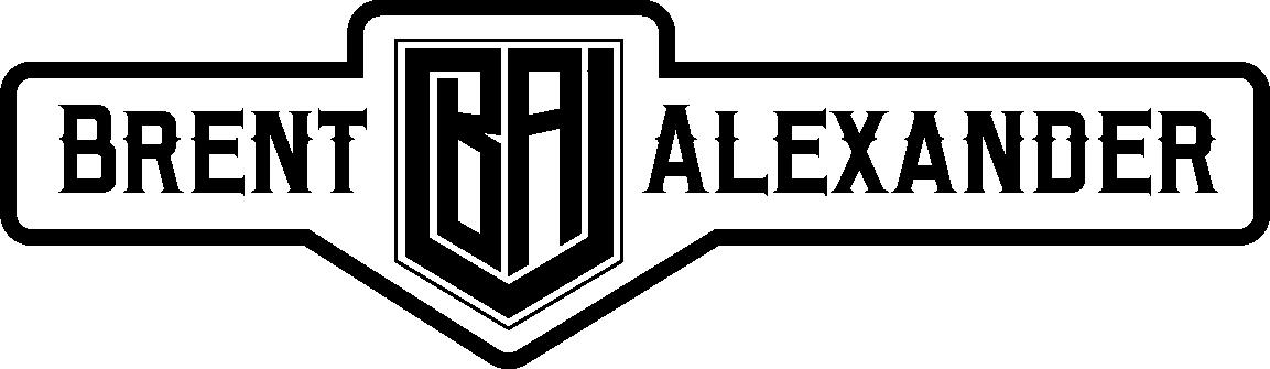Brent black logo