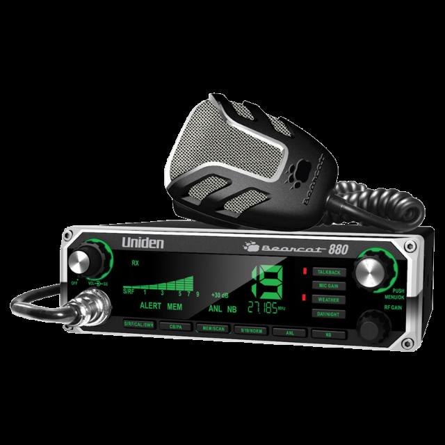 Uniden Bearcat 880 CB Radio