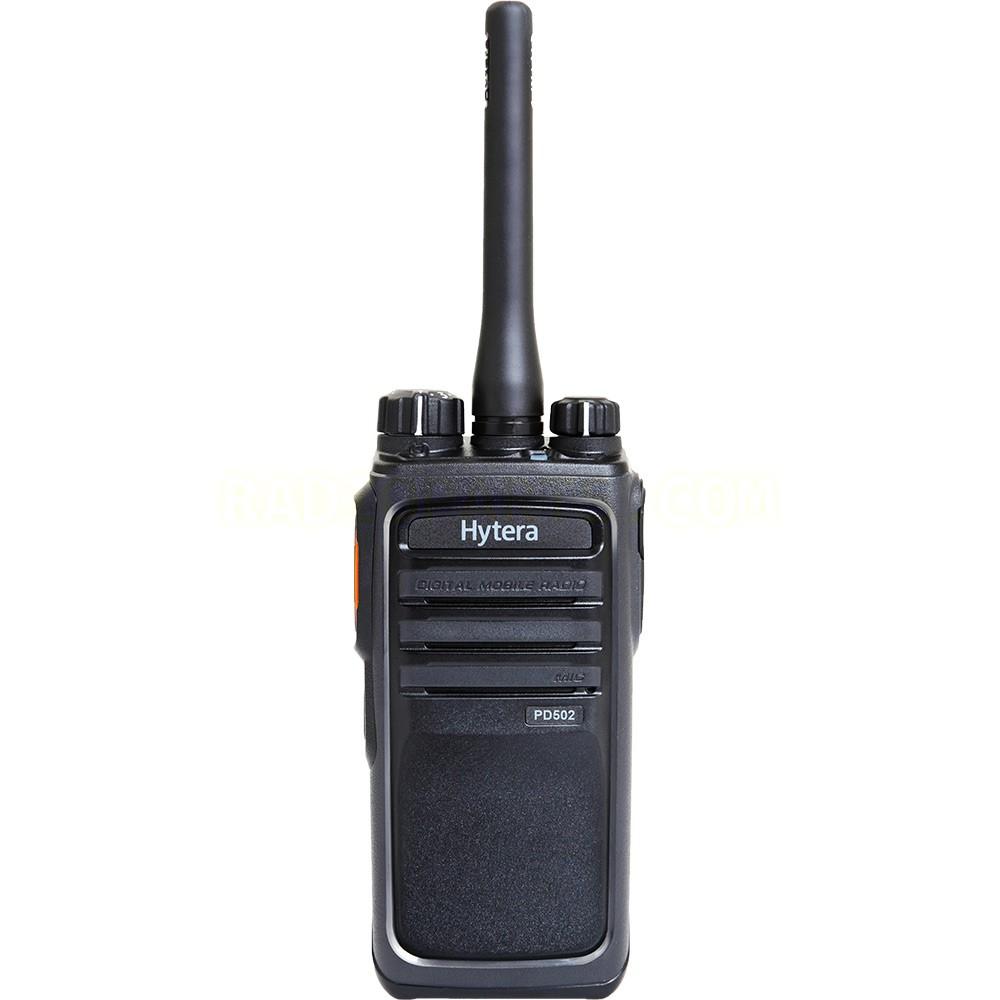 Hytera PD502 UHF DMR Portable Radio