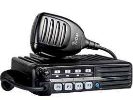 Icom VHF Mobile 8 Channel