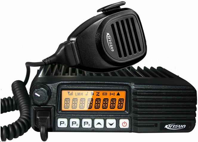 Kirisun VHF Mobile 256 Channel