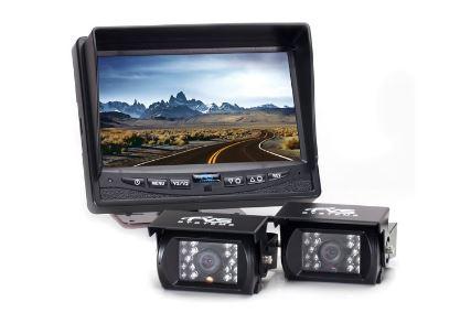 Backup Camera 2 Camera Mulitview