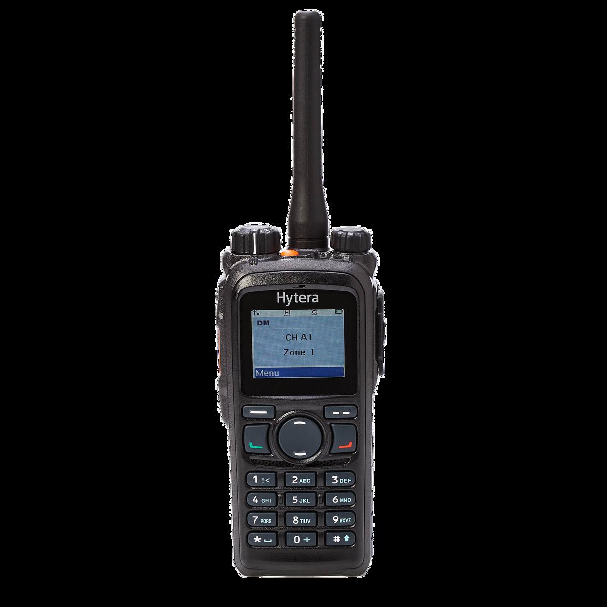 Hytera UHF Digital Radio 1024 CH LCD Keypad