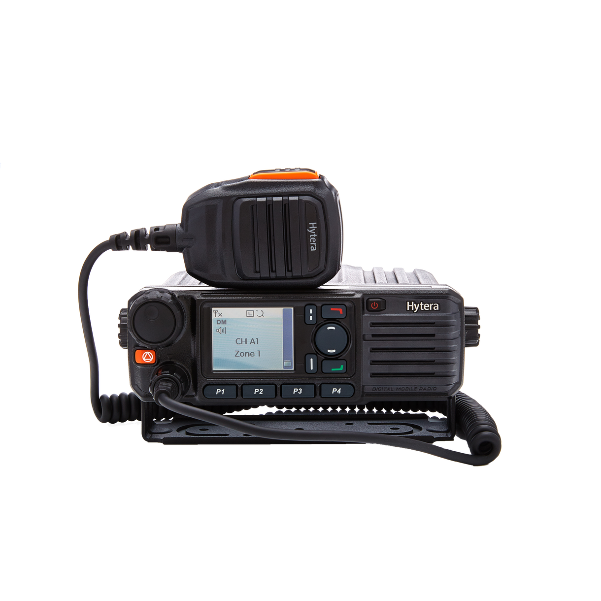 Hytera UHF Digital Mobile Radio 1024 Ch LCD