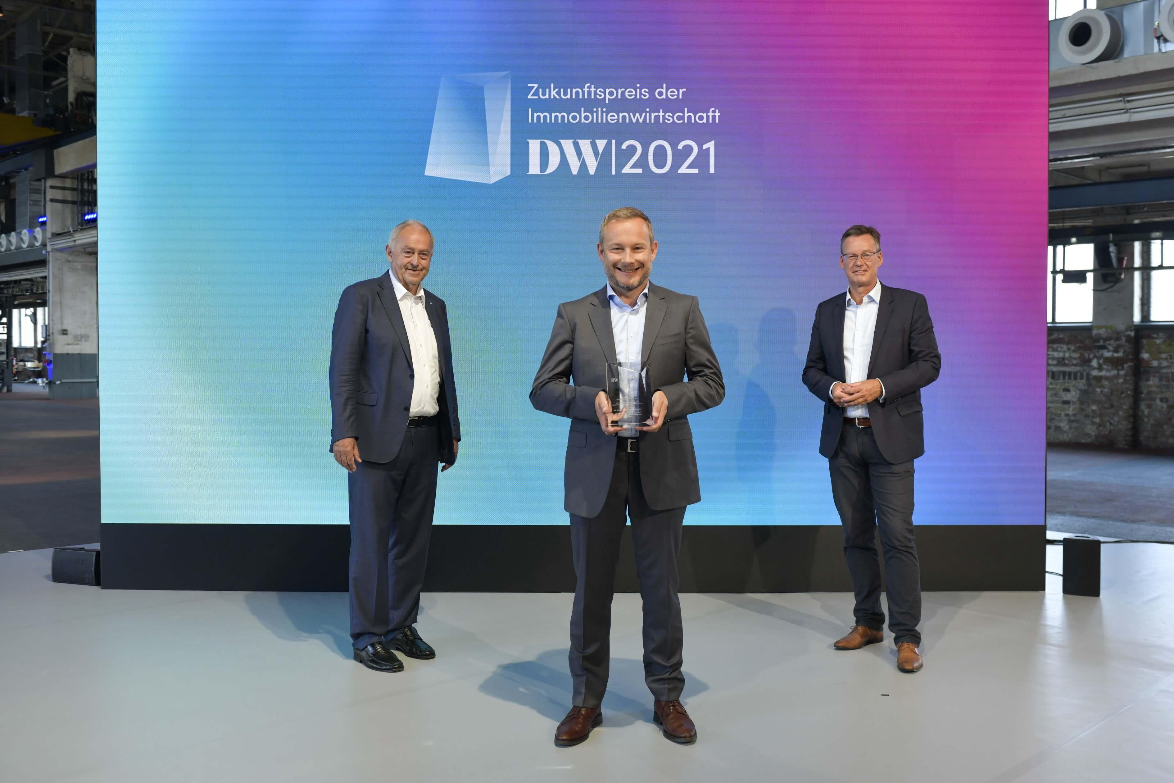 Gewinnerbild: GSW Gesellschaft für Siedlungs- und Wohnungsbau Baden-Württemberg mbH