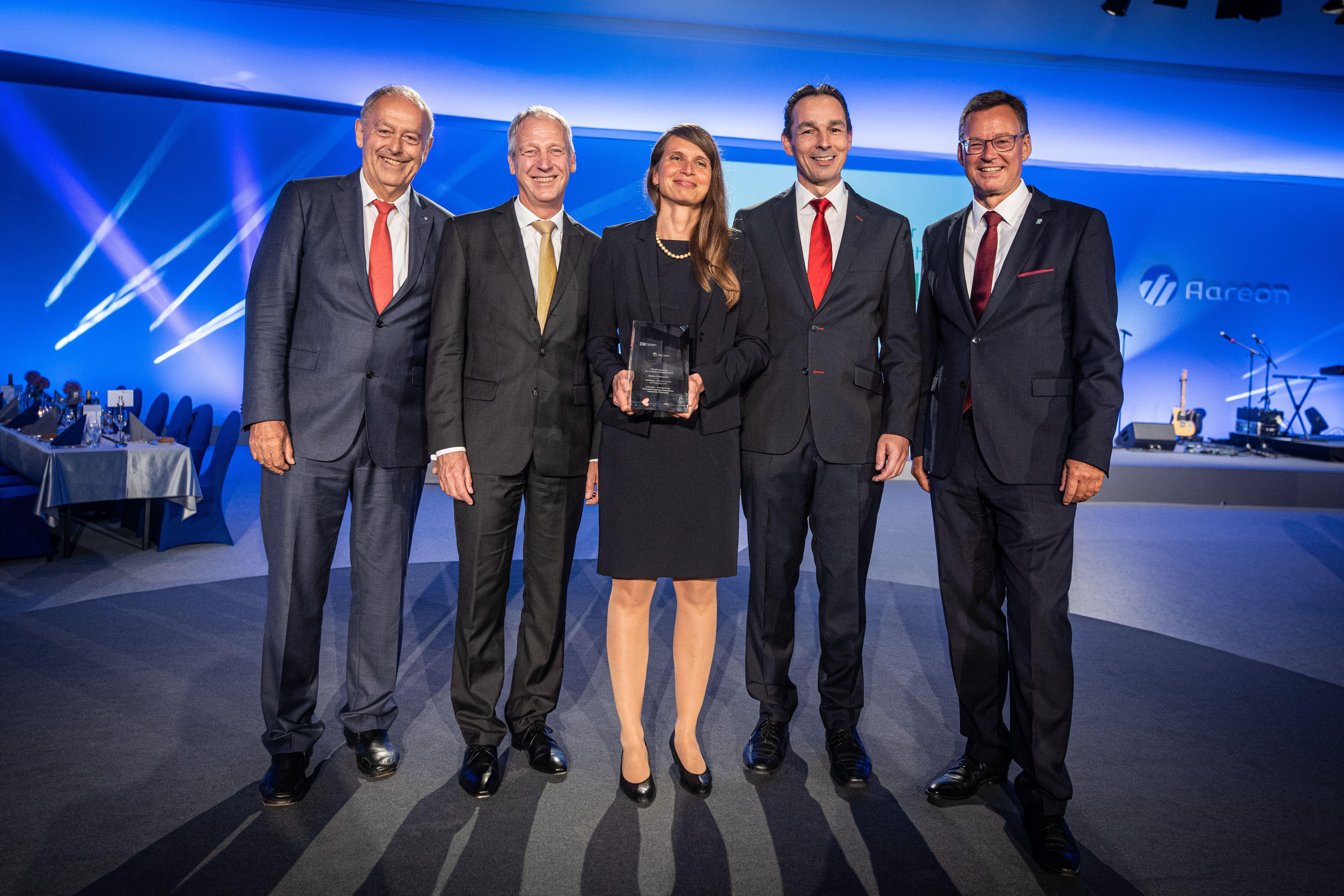 Gewinnerbild: Nassauische Heimstätte   Wohnstadt (NHW)