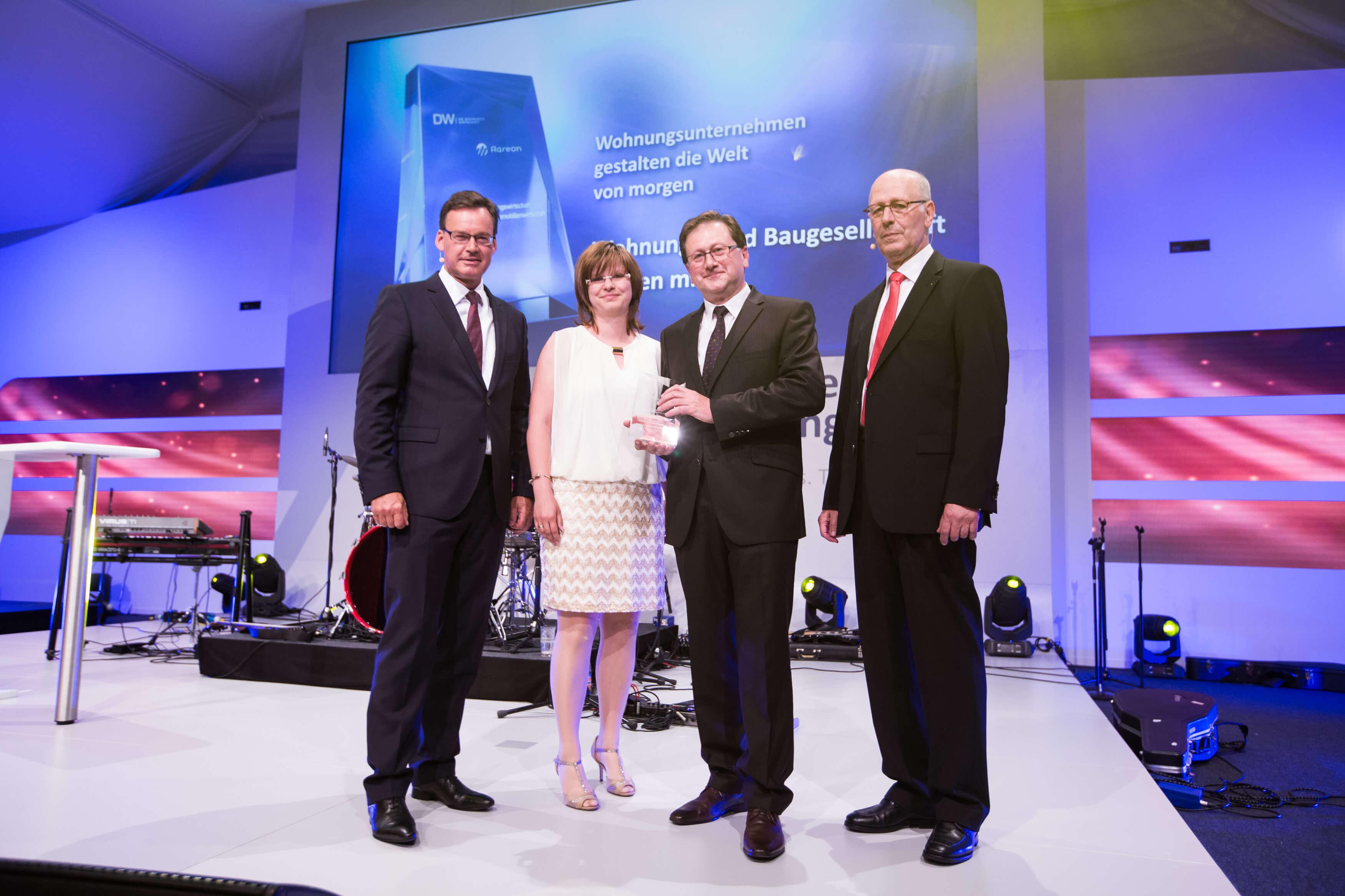 Gewinnerbild: Wohnungs- und Baugesellschaft Wolfen mbH