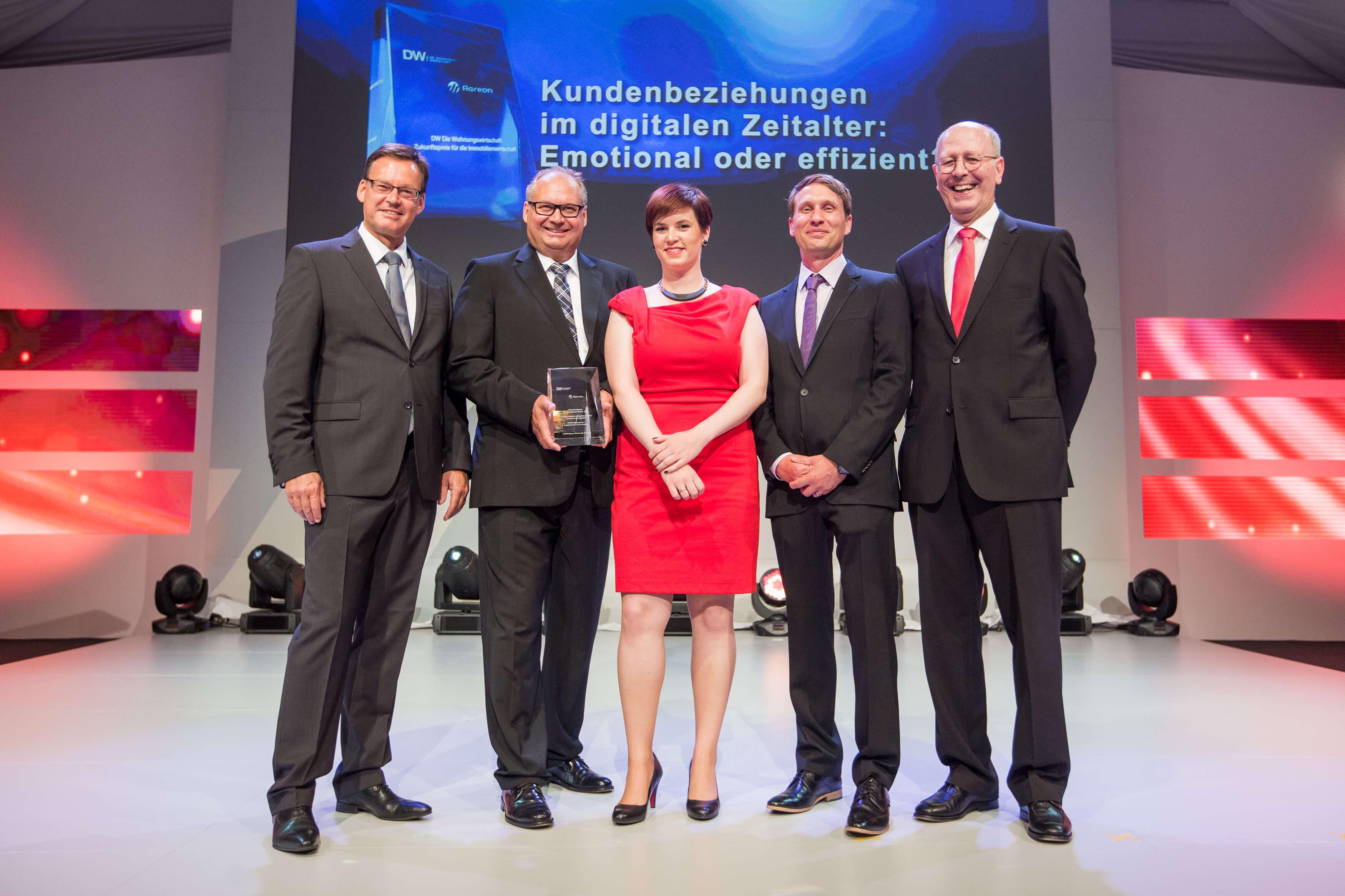 Gewinnerbild: Flüwo Bauen Wohnen eG