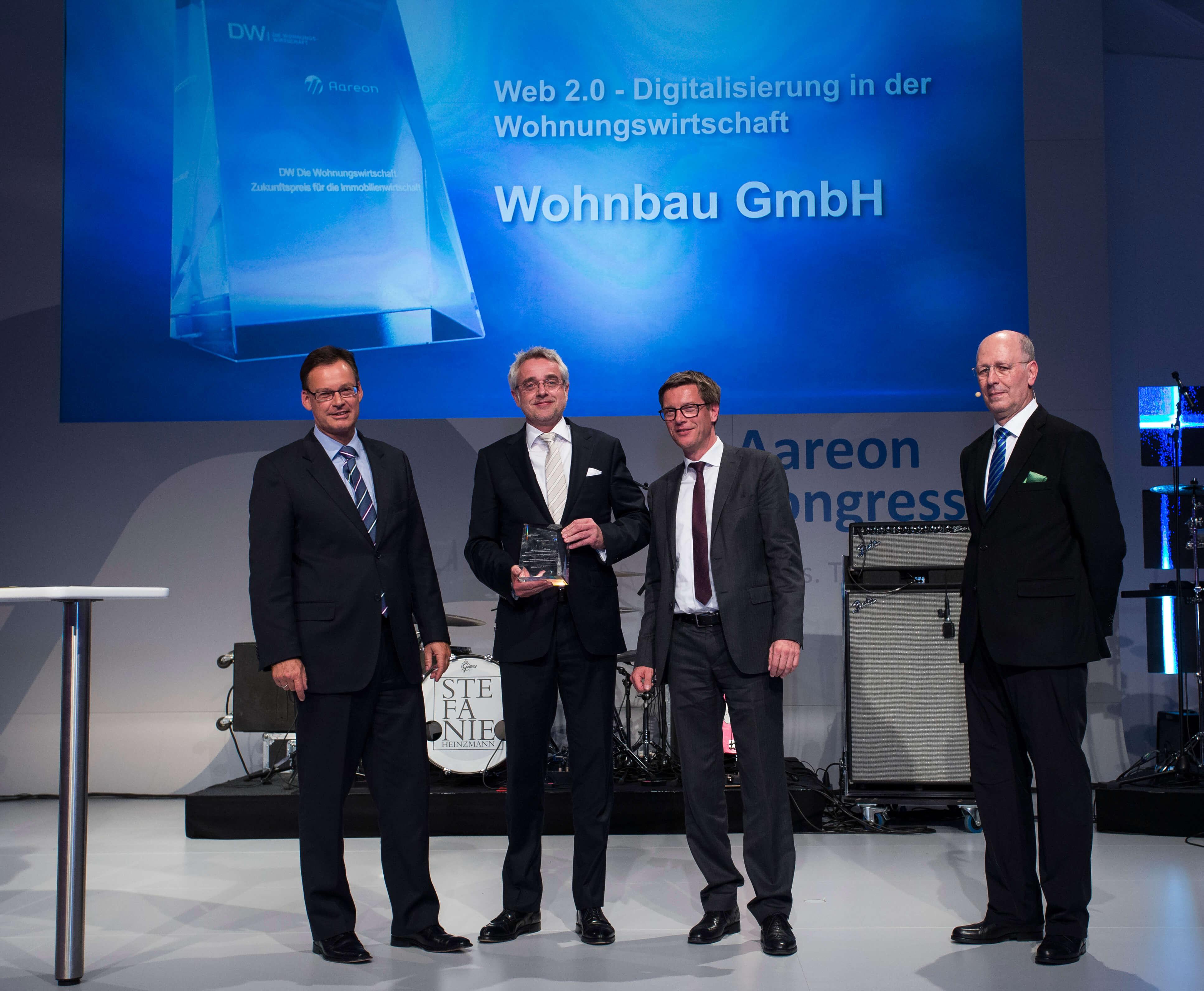 Gewinnerbild: Wohnbau GmbH