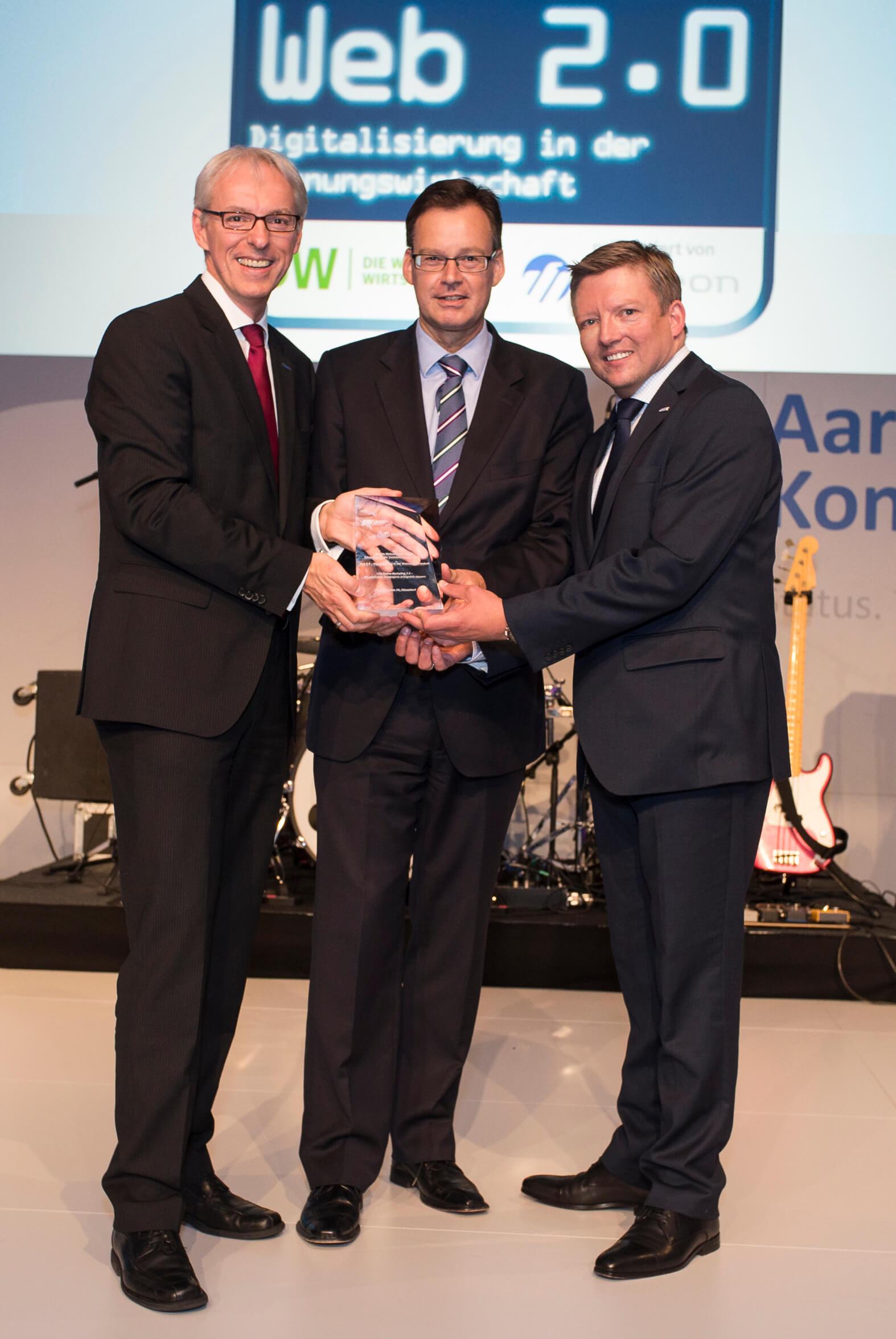 Gewinnerbild: LEG Immobilien AG