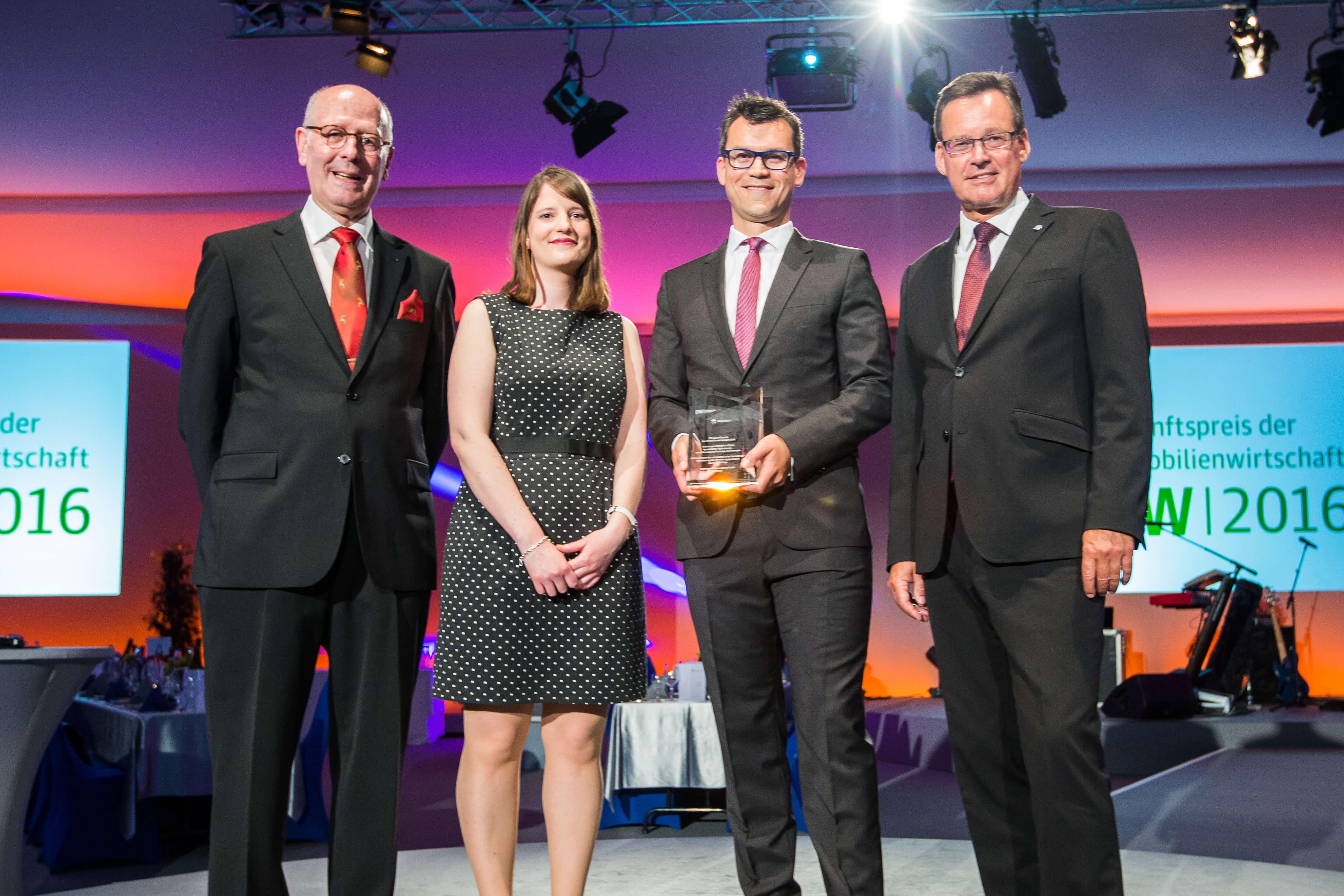 Gewinnerbild: Hofheimer Wohnungsbau GmbH