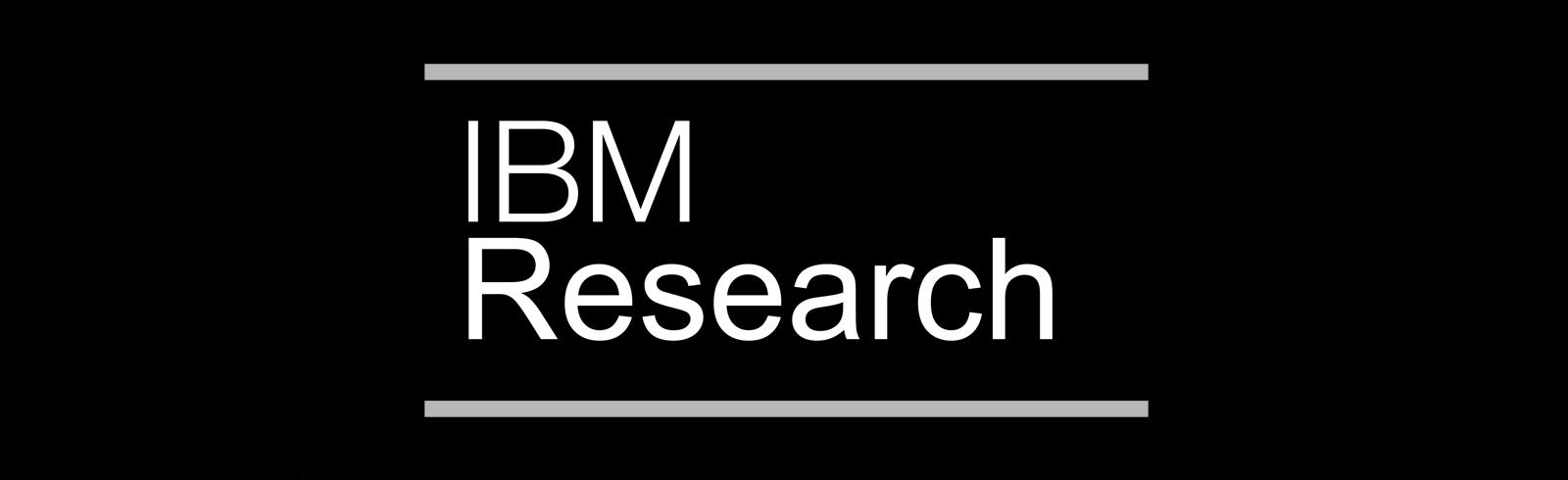 Logo of IBM Research