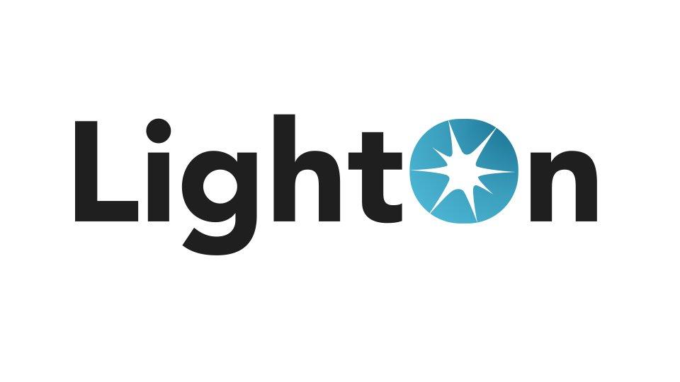Logo of LightOn