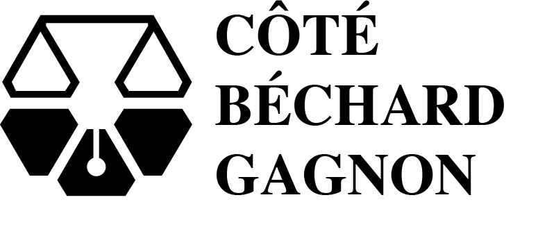 Logo Côté Béchard Gagnon Notaires à Victoriaville