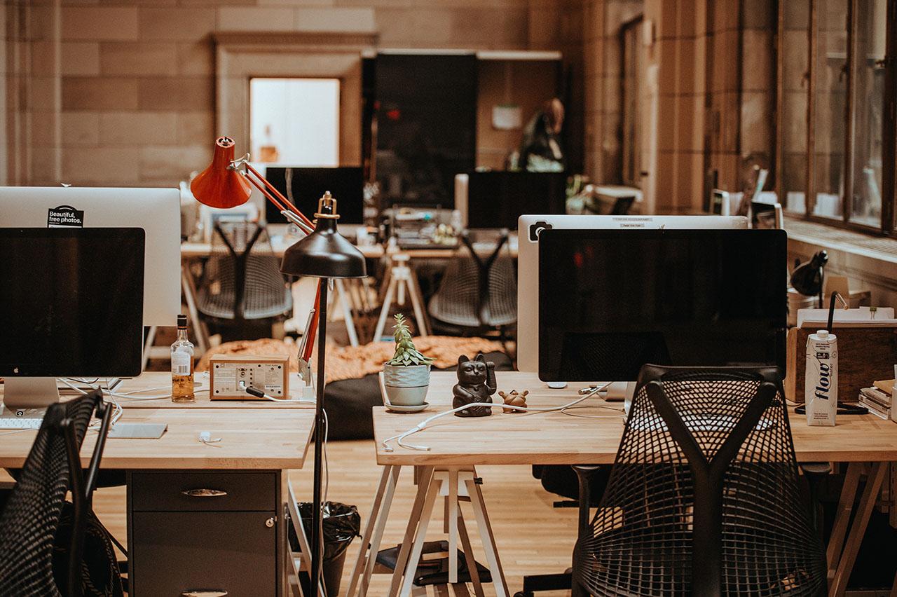 mantro product studio office view
