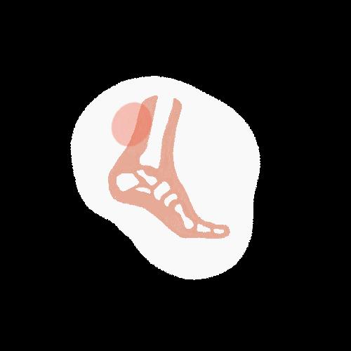 Feet Icon