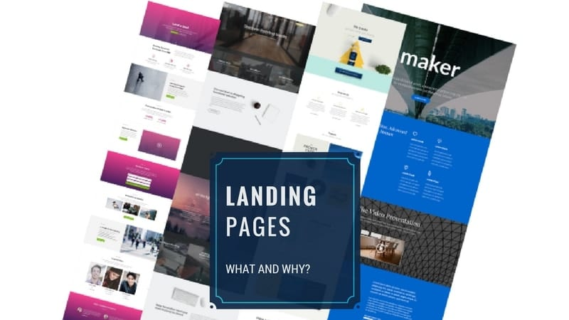 Landing Pages to Reach Conversion Goals
