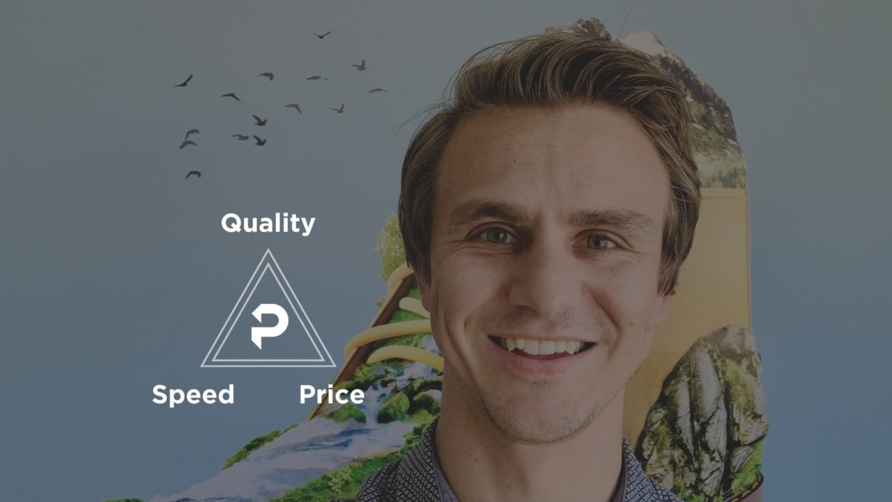 The Balance Between Quality, Speed and Price