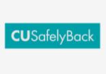 CU safely back logo