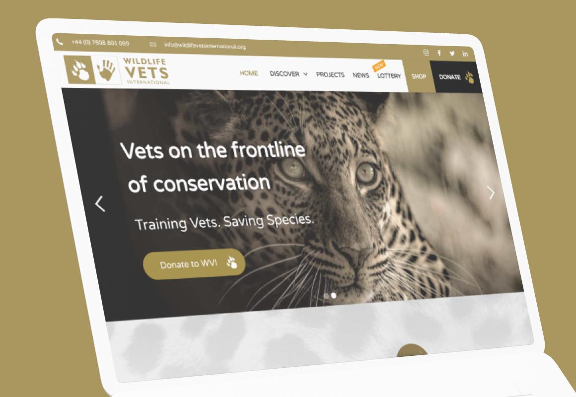 A British charity providing critical veterinary support.