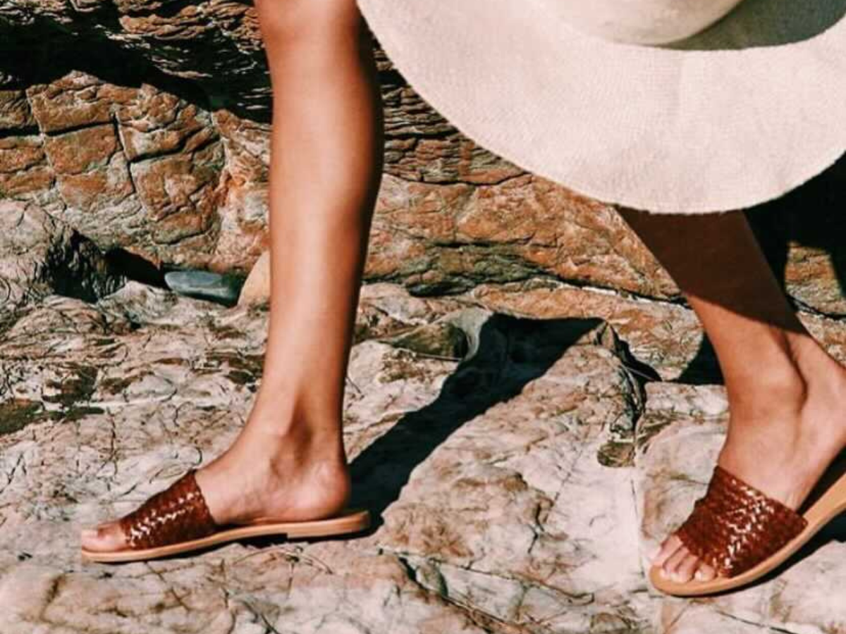 Bunions and women's feet