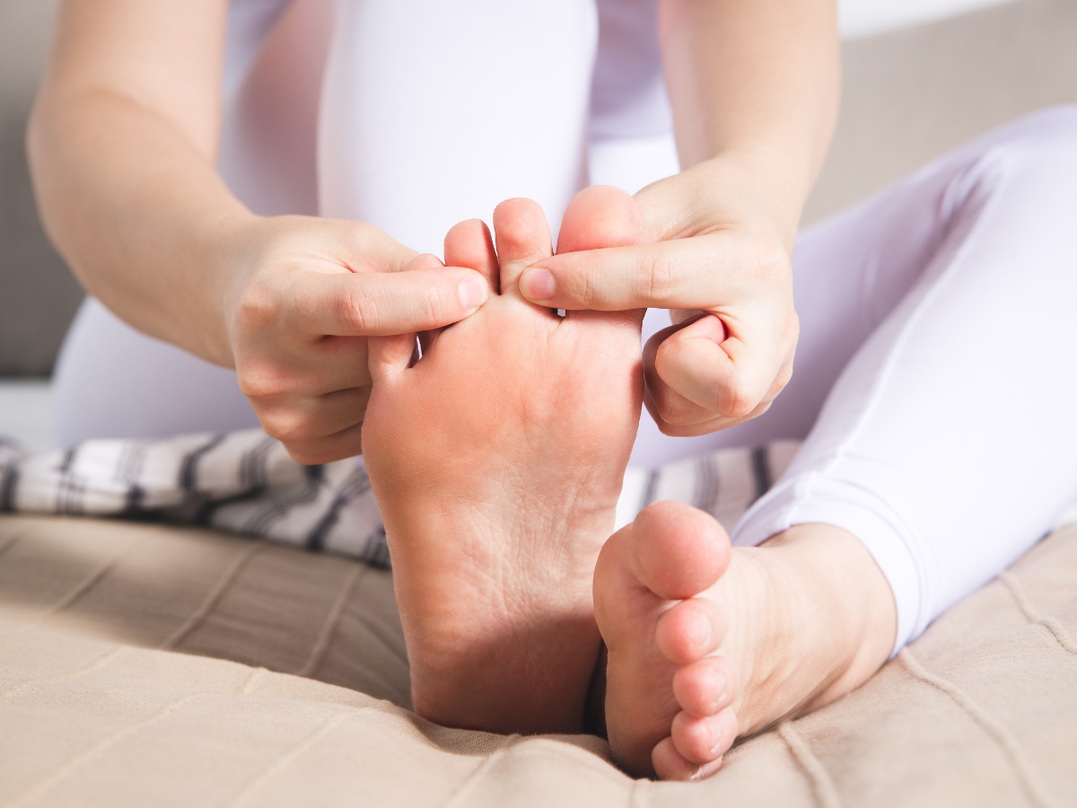 How to look after your feet when you have diabetes