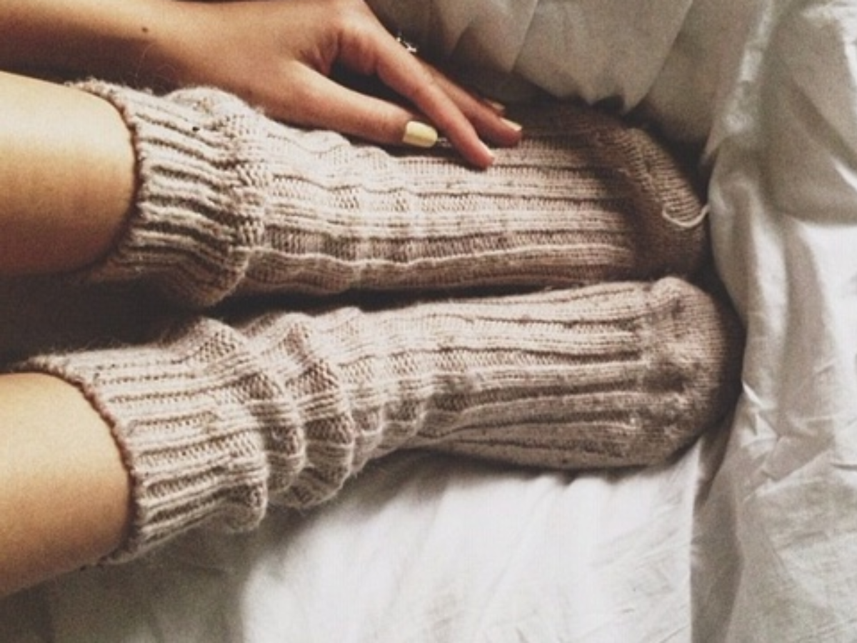How to manage your feet in winter