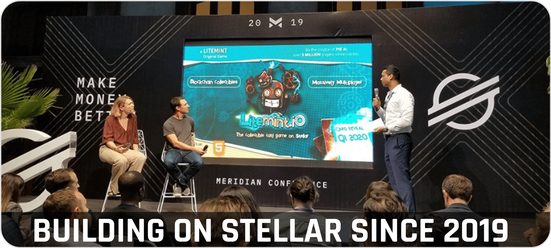 Building on Stellar since 2019
