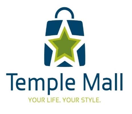 Temple Mall Logo