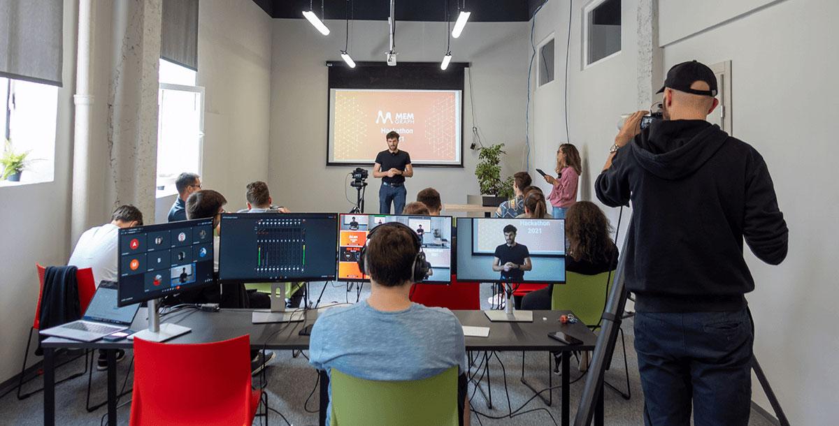 Memgraph's First Hackathon