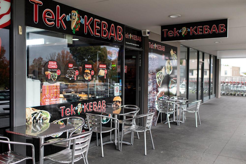 Tek Kebab