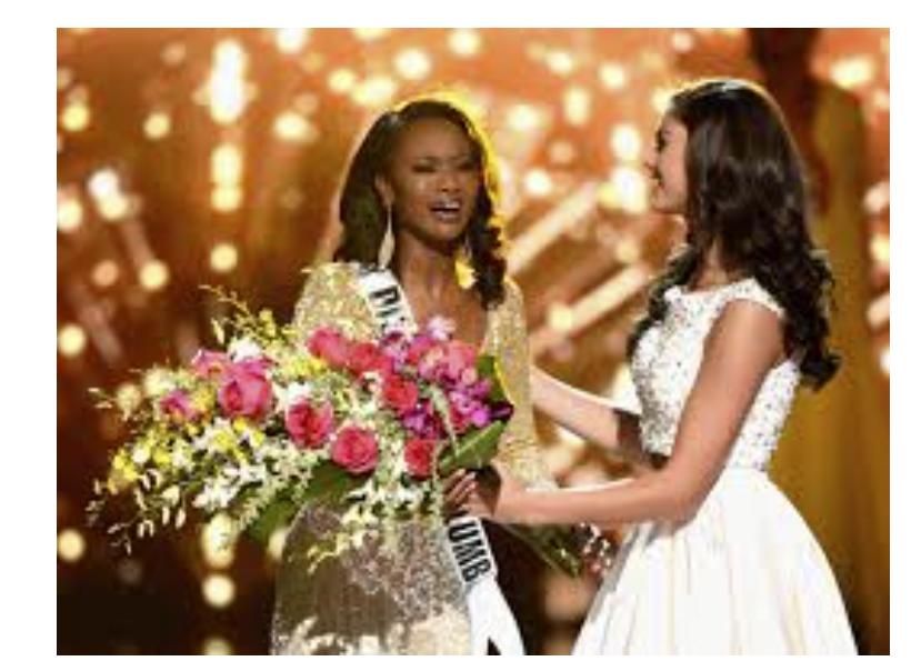 Last night I watched the Miss USA Pageant, formally known as the Miss America Pageant.