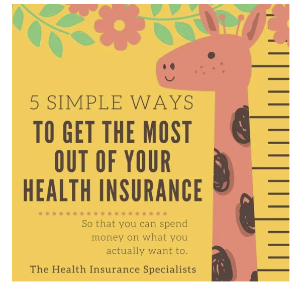 Here at the Health Insurance Specialists, we try very hard to make boring things interesting.
