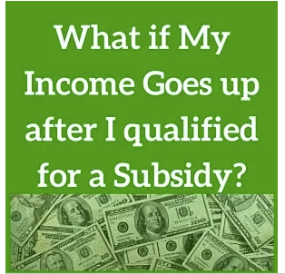Can I Expect the Same Price For My Health Insurance and Subsidy Next Year If My Income Doesn't Change?