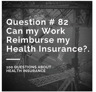 simple answer is: Yes, your work can reimburse your...
