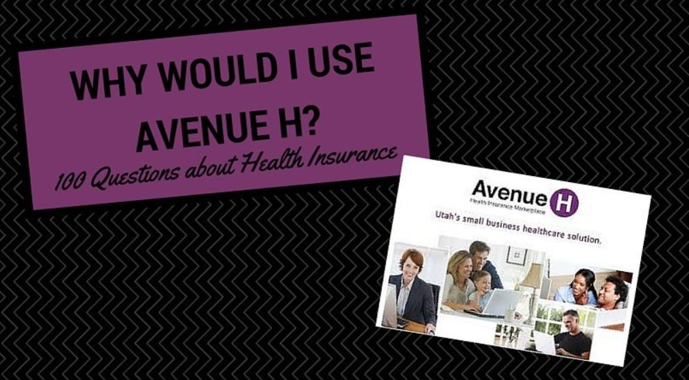 Question # 5 Why would I take the Avenue H Route?