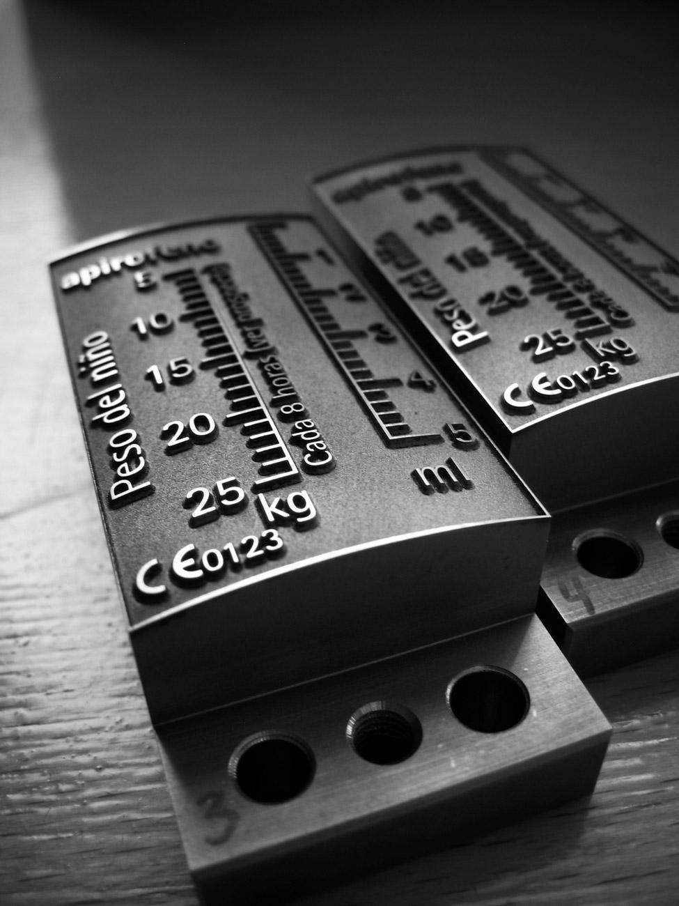 Laser-, CNC-Gravuren und Fräsen -1
