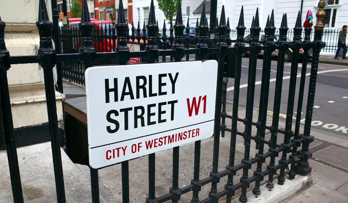 The Evolution of Harley Street: The World's Most Prestigious Medical Hotspot