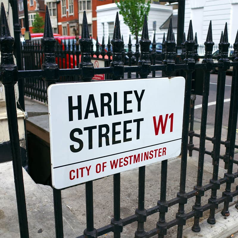 The Evolution of Harley Street