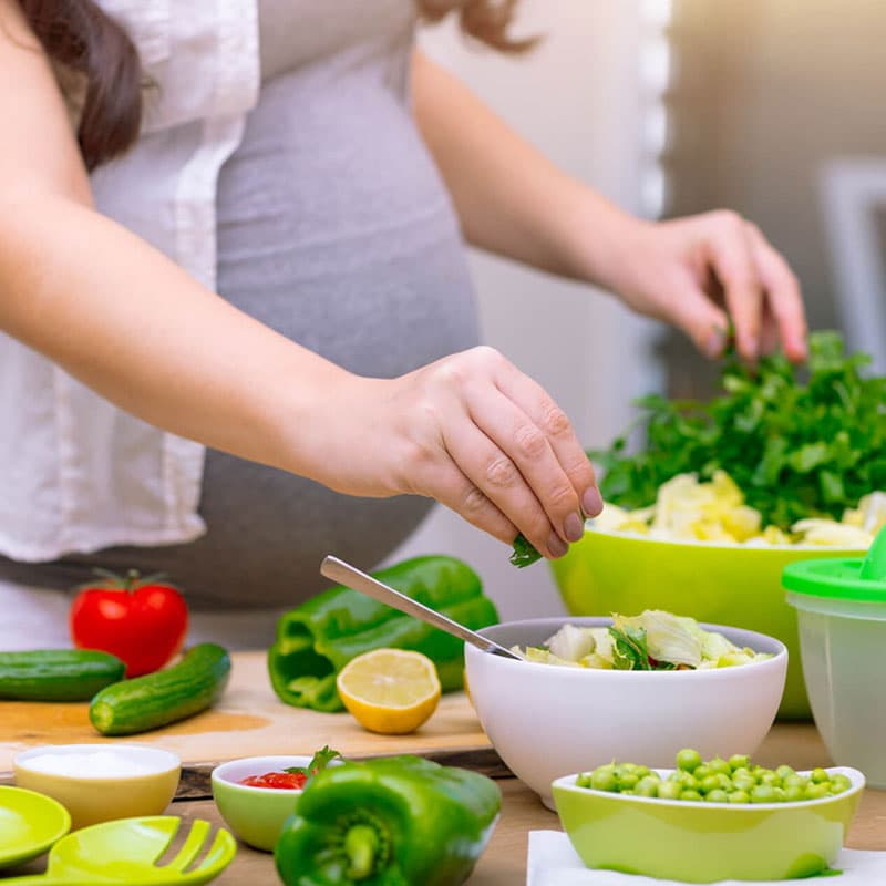 5 Recipes to Help Prevent Varicose Veins During Pregnancy