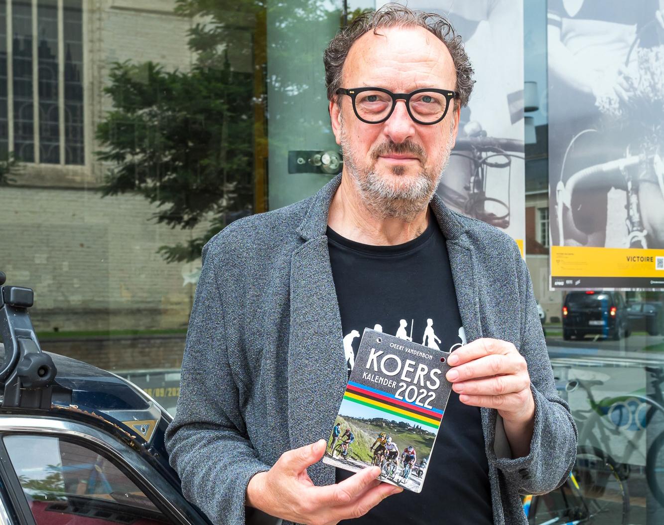 Koerskalender - Geert Vandenbon