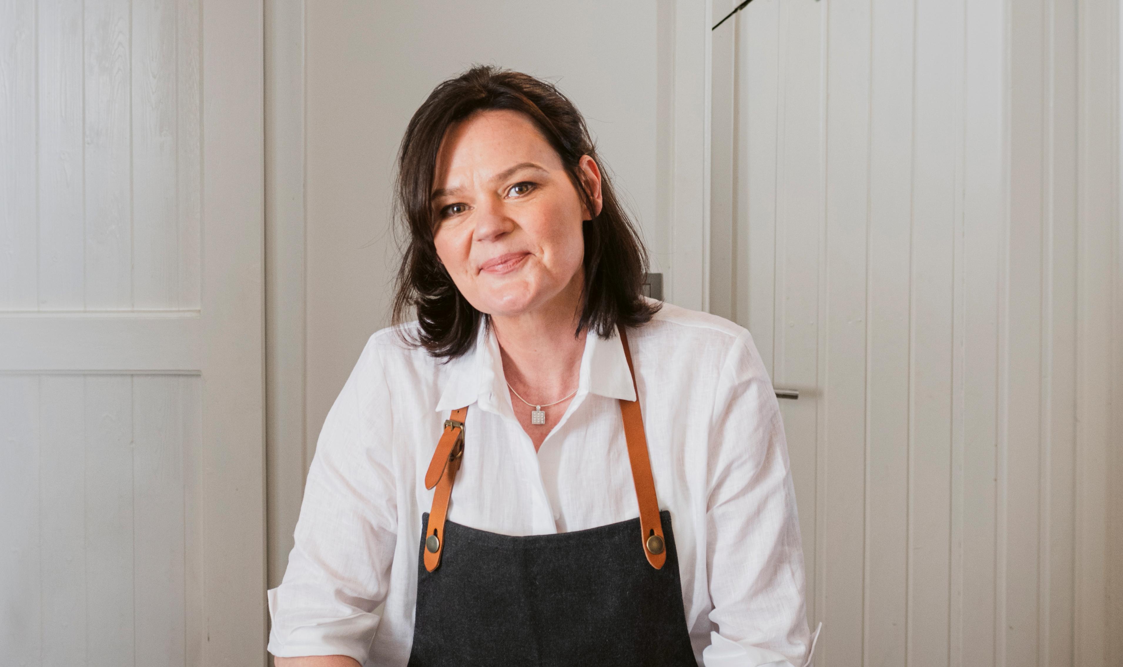 The Australian chef - Belinda MacDonald