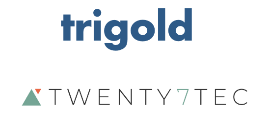 Trigold and Twenty7Tec Logos