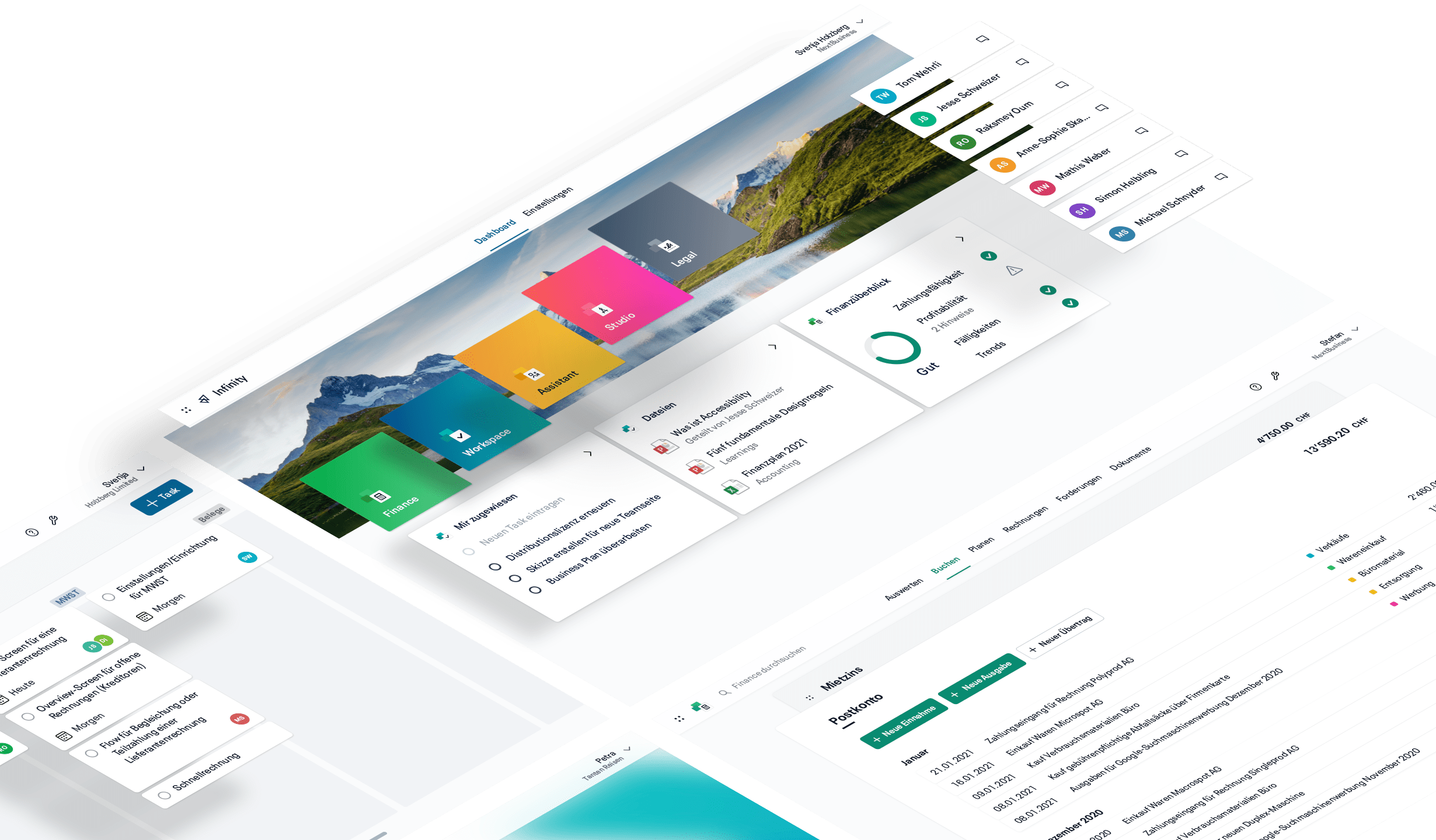 Infinity-Plattform