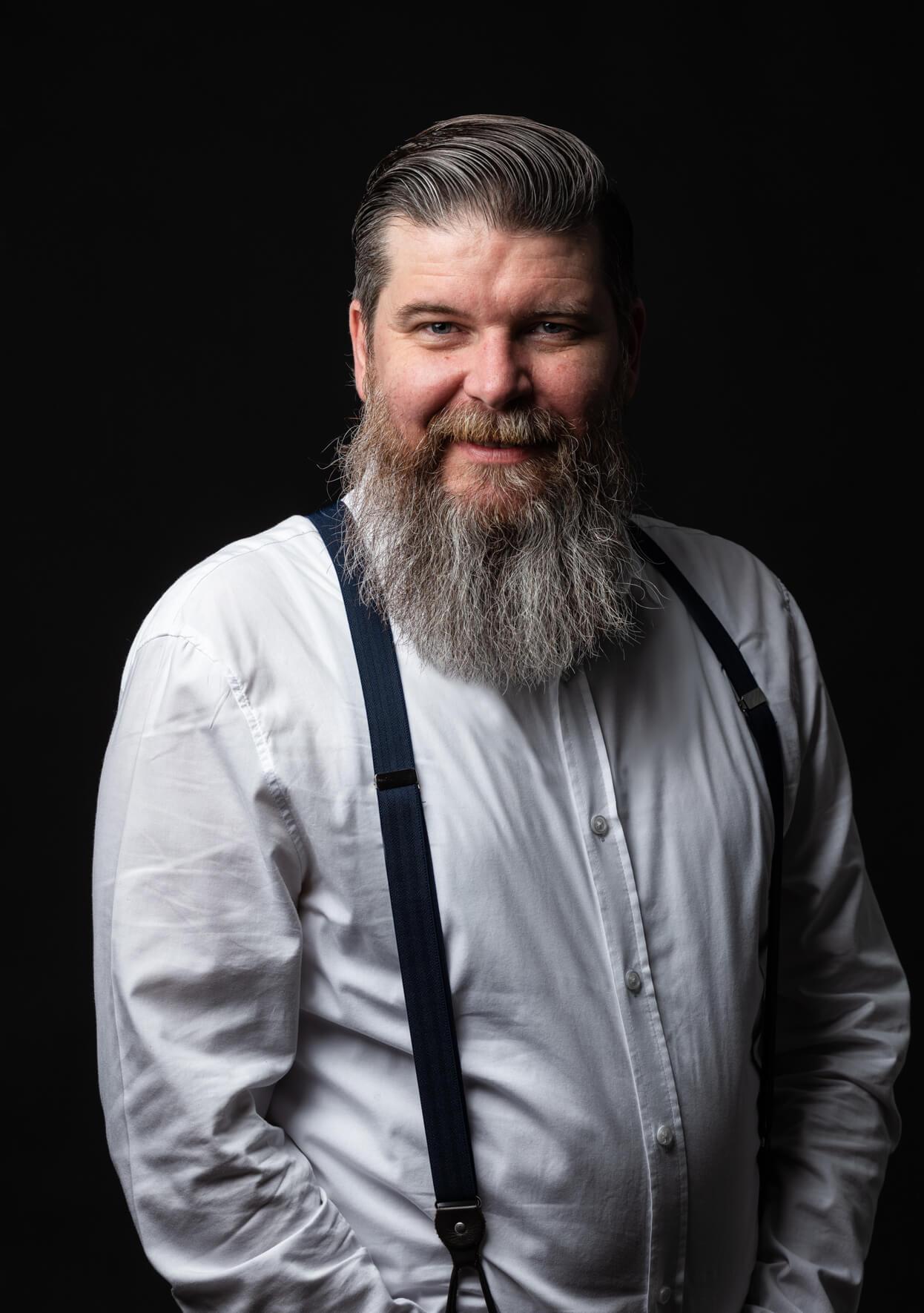 Portrait von Tim